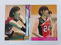 火の鳥NIPPON2018■レギュラーカード■79/芥川愛加 ≪バレーボール女子日本代表オフィシャルトレーディングカード≫