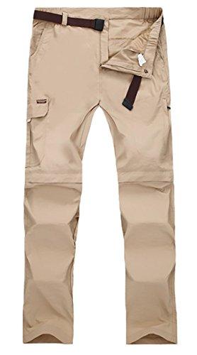 [キャプテン・ケイ] レディース 2way トレッキング スボン 撥水 速乾 コンバーチブル パンツ 春夏用 薄手