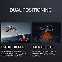 4KカメラRC WIFI折りたたみドローン4軸ヘリコプター搭載CS-5 GPSドローン【Dreambarrier】
