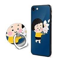 漫画IPhone 8/iPhone7 ケース 薄型 衝撃防止 アイフォンプラスカバー 傷つき防止 指紋防止 ネイキッド