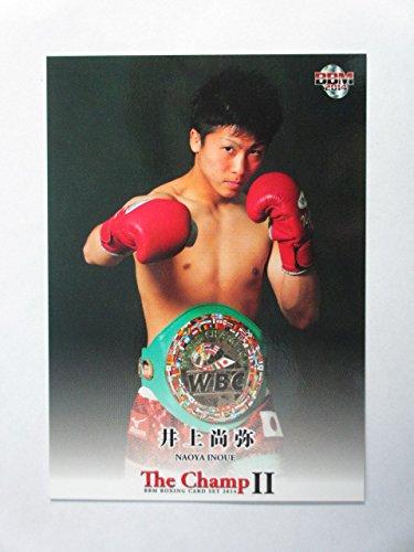 BBM2014ボクシング「The Champ Ⅱ」【井上尚弥】レギュラーカ・・・