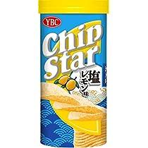 YBC チップスターS 瀬戸内塩レモン 50g ×8箱