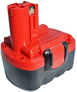 14,4V Li-Ion Akku Ladegerät für Bosch 3 601 JA8 480 2 607 366 799 2 607 336 078