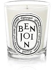 Diptyque Candle Benjoin 190g (Pack of 2) - DiptyqueキャンドルBenjoinの190グラム (x2) [並行輸入品]