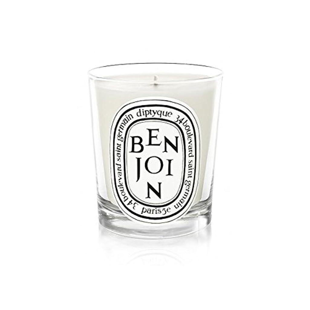 それら口径圧縮されたDiptyqueキャンドルBenjoinの190グラム - Diptyque Candle Benjoin 190g (Diptyque) [並行輸入品]