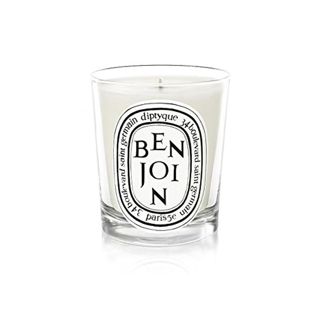 ゆるく英語の授業がありますホラーDiptyque Candle Benjoin 190g (Pack of 6) - DiptyqueキャンドルBenjoinの190グラム (x6) [並行輸入品]