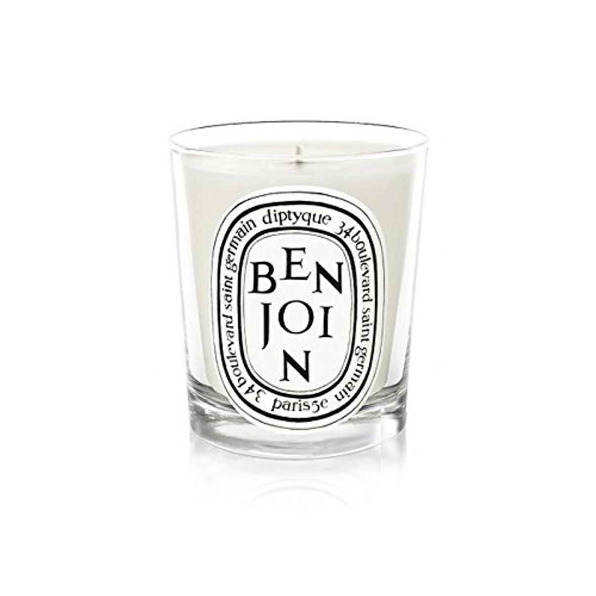 報酬ペルメル近代化Diptyque Candle Benjoin 190g (Pack of 6) - DiptyqueキャンドルBenjoinの190グラム (x6) [並行輸入品]