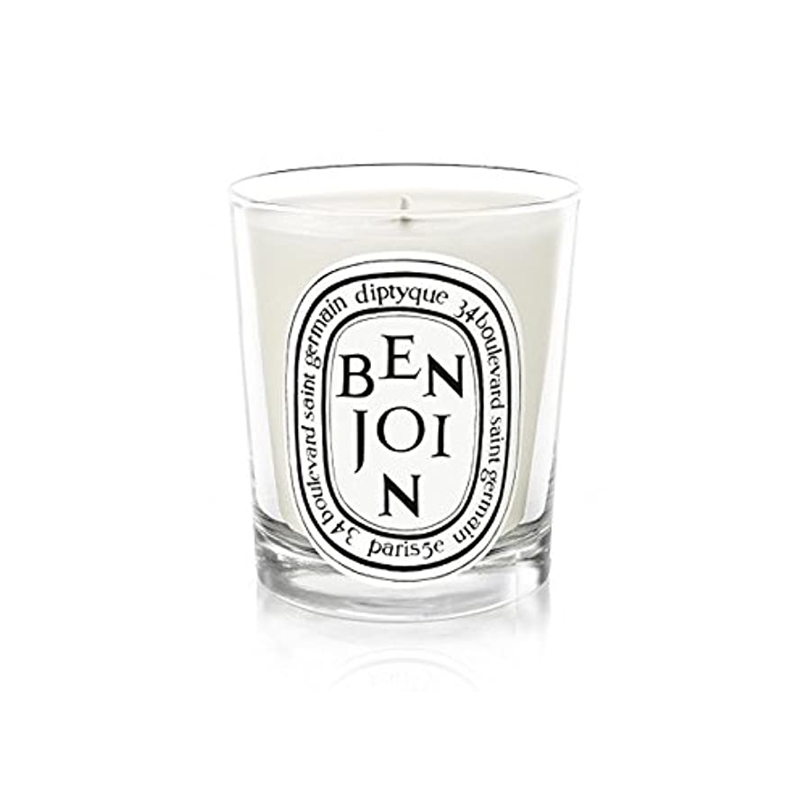 上陸アサート置き場Diptyque Candle Benjoin 190g (Pack of 6) - DiptyqueキャンドルBenjoinの190グラム (x6) [並行輸入品]