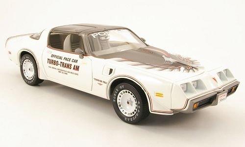 GREENLIGHT 1:18 1980 PONTIAC TRANS AM INDIANAPOLIS 500 PACE CAR グリーンライト ポンティアック・トランザム インディアナポリス500 ペ