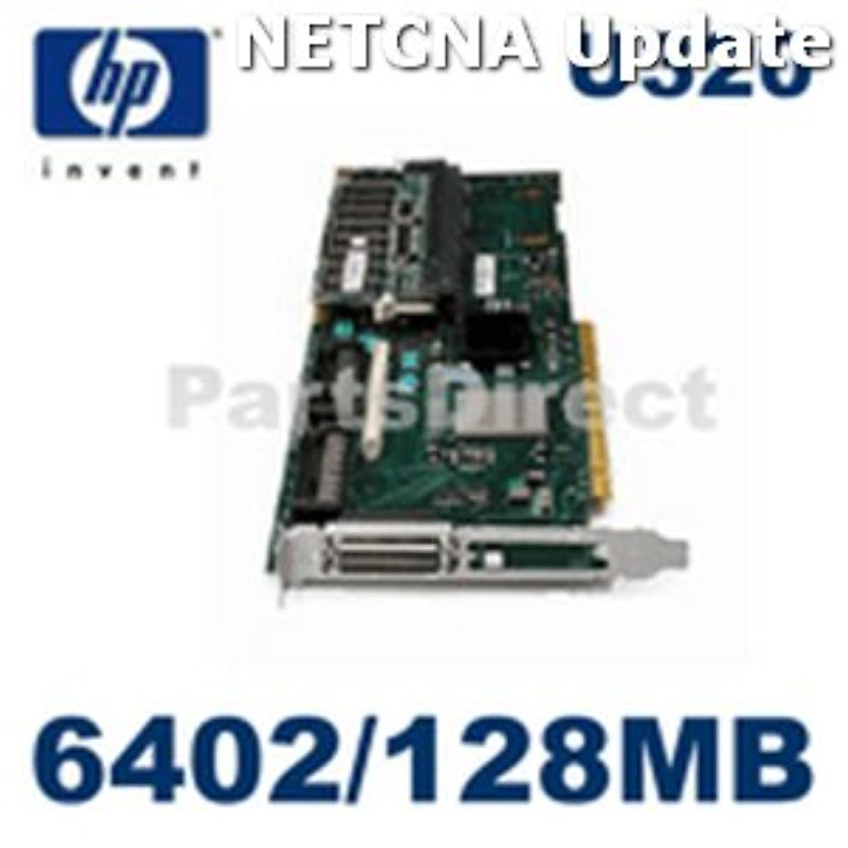矢印革新前者309520 – 001 HP Smartアレイ6402 128 MB互換製品by NETCNA