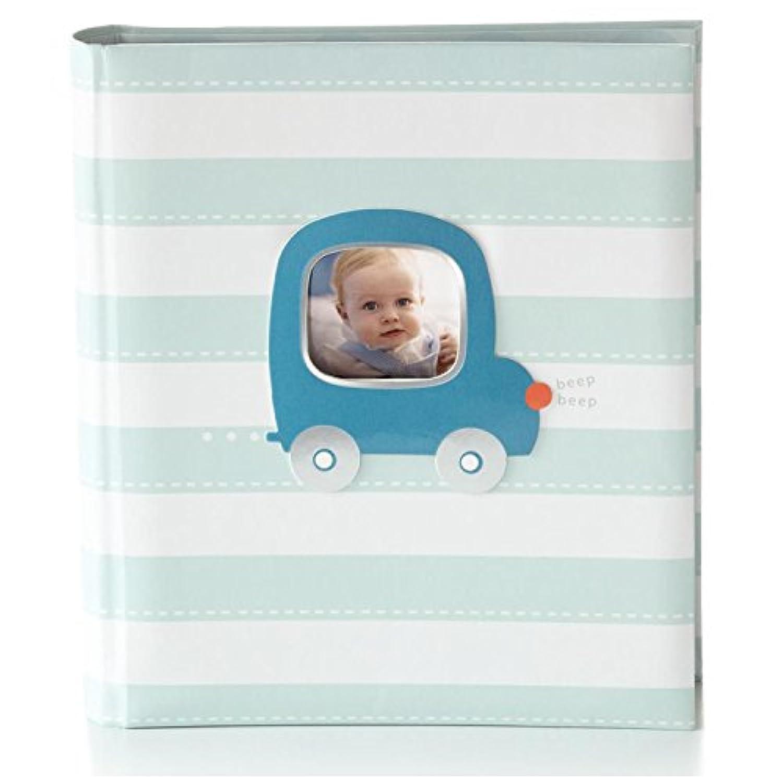 Hallmark Baby BBA7011 Car Boy 5 Year Memory Album