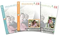 Your Child's Health: 3 Instructional DVDs to Heal Your Child Naturally from Allergies, Asthma, Ear Aches, Eczema, Stomach Aches and More. Learn to Build their Immune System as well - Mommy's ER 3 DVD Set