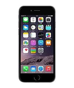 Apple Softbank iPhone6 A1586 (MG4F2J/A) 64GB スペースグレイ