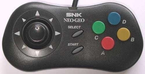 ネオジオCD専用コントローラー