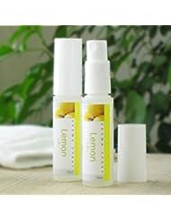 天然の香りのアロマスプレー【レモン】15ml ミニボトル
