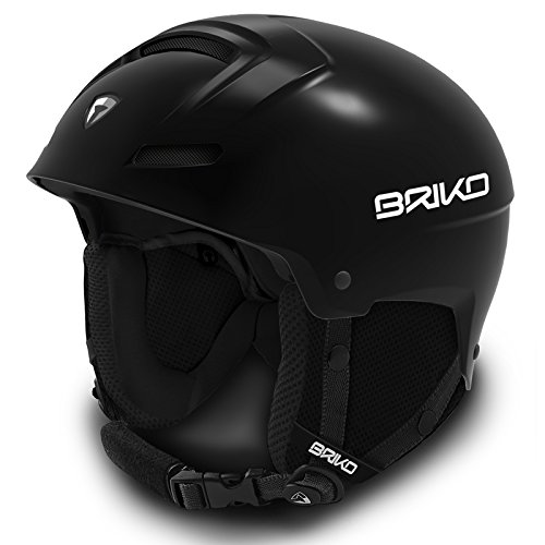 [해외] BRIKO 스키 헬멧 쥬니어 키즈 SH0020-16 N003(블랙)- (SIZE:SMALL)