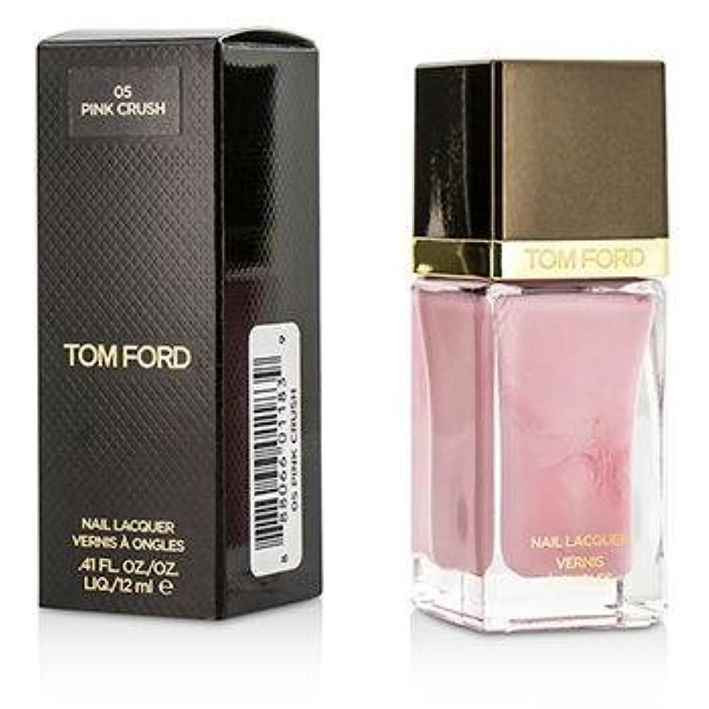 不名誉な化粧援助するトムフォード Nail Lacquer - #05 Pink Crush 12ml [海外直送品]