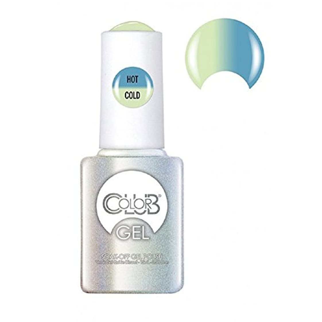 有限膨張するパターンColor Club Gel Polish - Extra-Vert - 0.5oz / 15ml