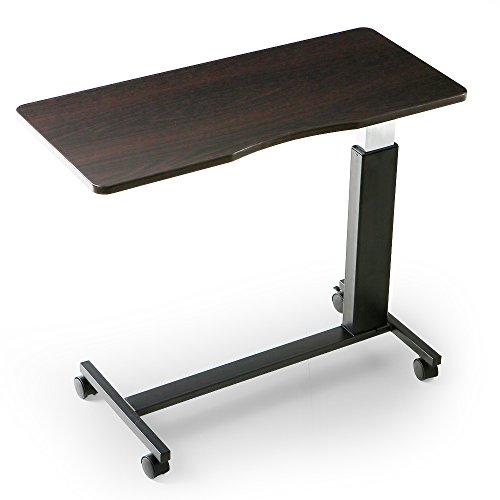 LOWYAキャスター付 介護ベッドテーブル