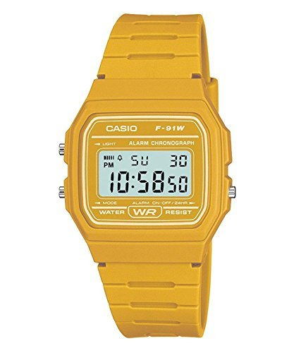 CASIO BASIC DIGITAL F-91WC-9A ...