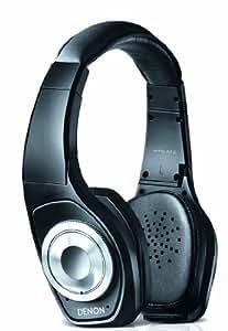 DENON GLOBE CRUISER 密閉型オーバーヘッドヘッドホン ノイズキャンセリング ブラック AH-NCW500-BK