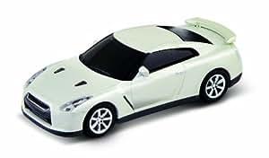 Autodrive(オートドライブ) USBメモリー 8GB Nissan GT-R ホワイト 651036