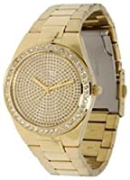 Guess u11055l1 Sporty Radiance Watch,ゴールド