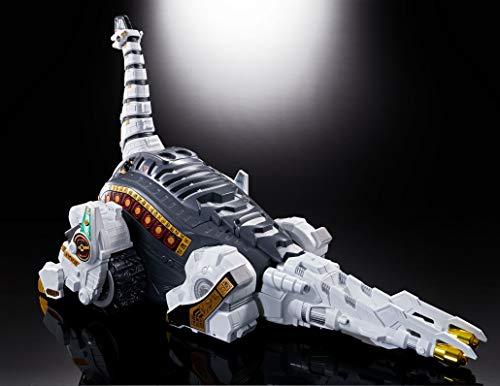超合金魂 GX-85 キングブラキオン 全高約290mm 全長約410mm ABS&ダイキャスト&PVC製 塗装済み可動フィギュア