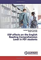ESP effects on the English Reading Comprehension Level in PSY students