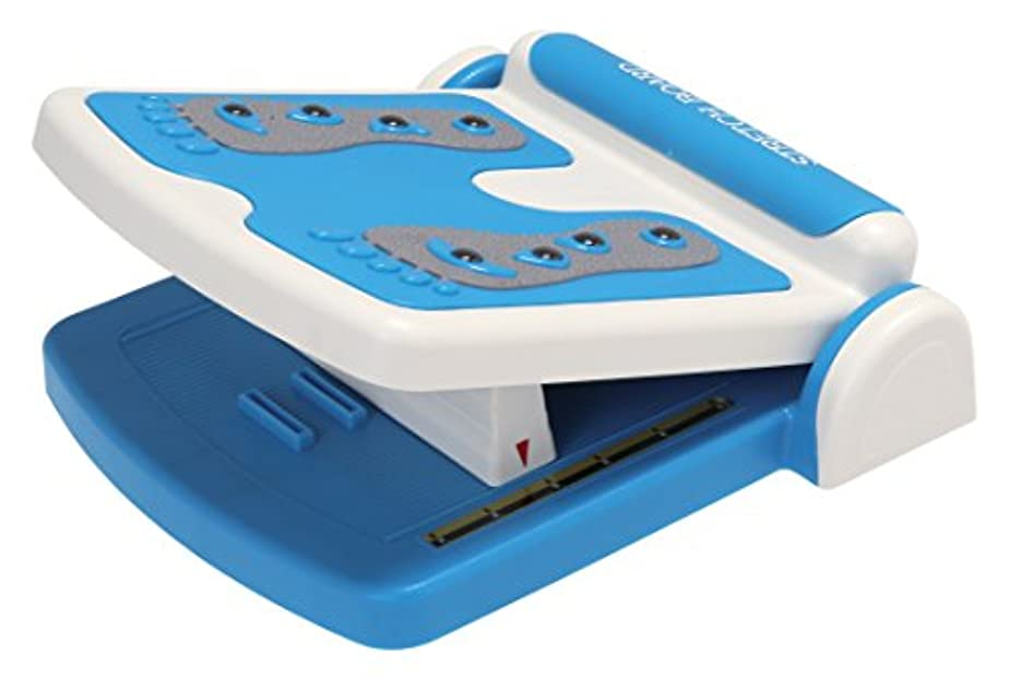 本能ハーブ吸収アクティブストレッチボード ほっとする薬用発泡入浴剤付き