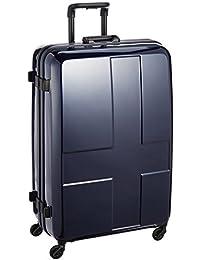 [イノベーター] innovator スーツケース 68cm 90L 4.8kg TSAロック付 2年保証 サイレントキャスター フレーム開閉 INV68 INDIGO (インディゴ)
