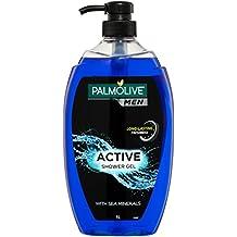 Palmolive Naturals Shower Gel Mens Active, 1000 ml