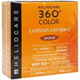 Heliocare 360 Compact Cushion Spf50 Bronze Spf50 + 15g [並行輸入品]