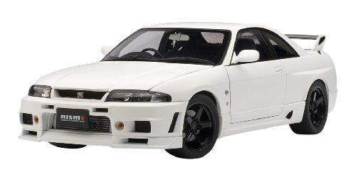 AUTOart 1/18 日産 スカイライン GT-R (R33) ニスモ Rチューン (マット・ホワイト) 完成品