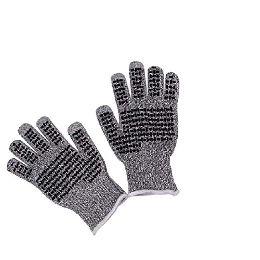 咲く資金カフェJOYS CLOTHING レベル5カット防止手袋、スリップ防止手袋、耐摩耗手袋