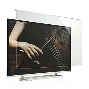 サンワダイレクト 液晶テレビ保護パネル 50インチ 対応 アクリル製 200-CRT016