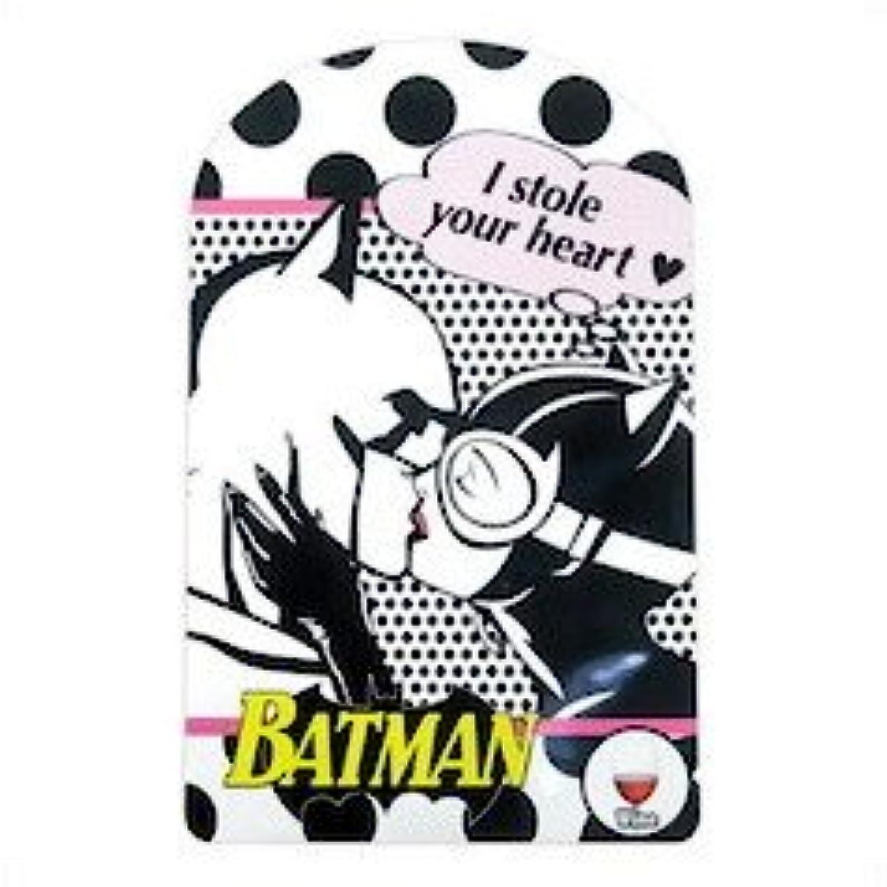 ウォーターフロントめったに刺しますドド?ジャパン ベニコ モイストマスク BM05 バットマン (1枚入)