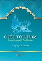 Özet Tecvidim; Kur'an Okumaya Ait Temel Kurallar