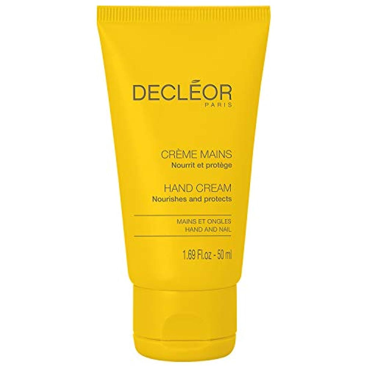 模索何よりもだらしない[Decl?or] デクレオール強烈な栄養のハンドクリーム50ミリリットル - Decl?or Intense Nutrition Hand Cream 50ml [並行輸入品]