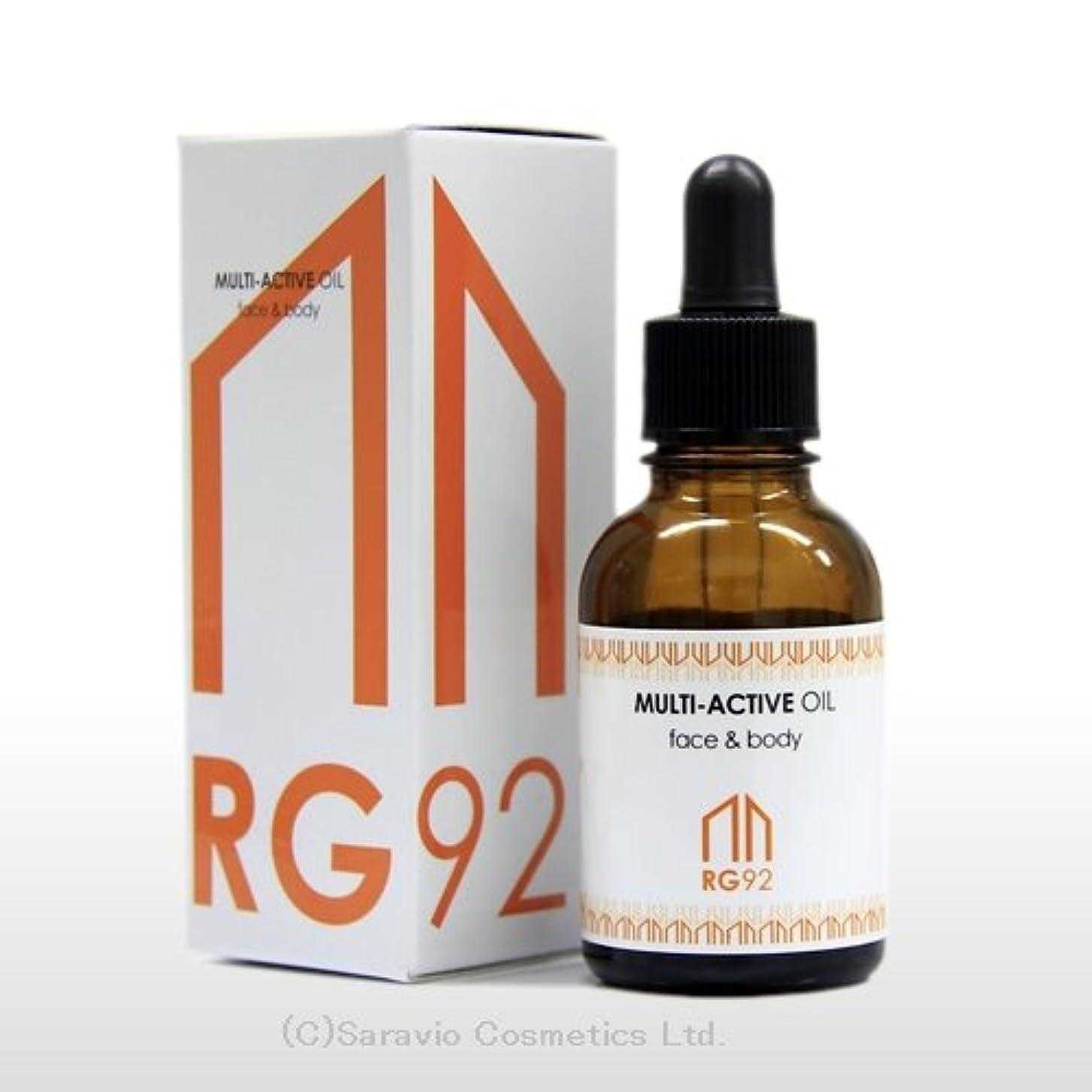 クラスサンダル貢献するRG92マルチアクティブオイル