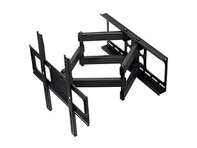 Monoprice Select Series Slim Swivel Wall Mount for Medium 24-55 inch TVs 77 lbs