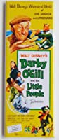 Darby O 'gill & The Little People冷蔵庫マグネット( 1.5 X 4.5インチ