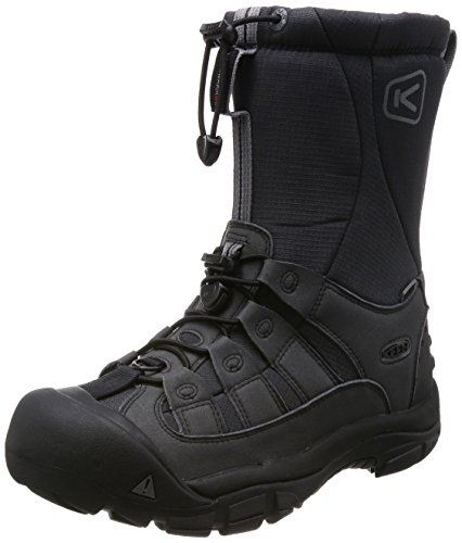 [キーン] ウィンターブーツ 1017506 メンズ Black/Frost Gray US 8(26 cm)