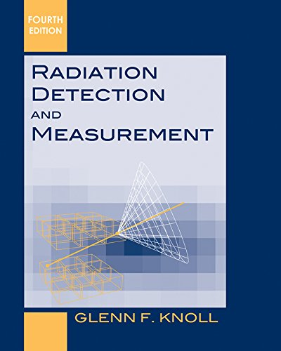 Download Radiation Detection and Measurement 0470131489