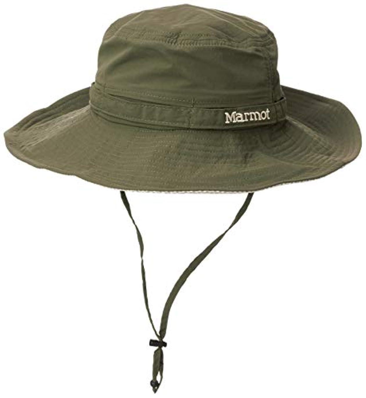憂鬱な圧倒する海藻[マーモット] 帽子 スローチハット