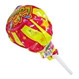 【ハロウィンお菓子】DEKAローリーPOPキャンディ(3個)  / お楽しみグッズ(紙風船)付きセット