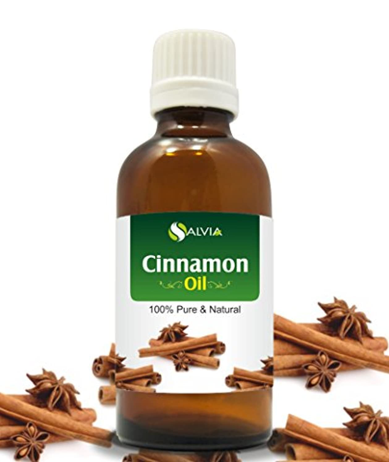 CINNAMON OIL 100% NATURAL PURE UNDILUTED UNCUT ESSENTIAL OIL 30ML