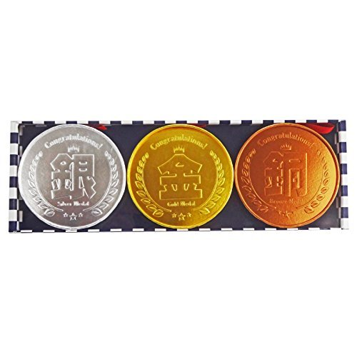 メダリストティッシュ(金銀銅3色セット)