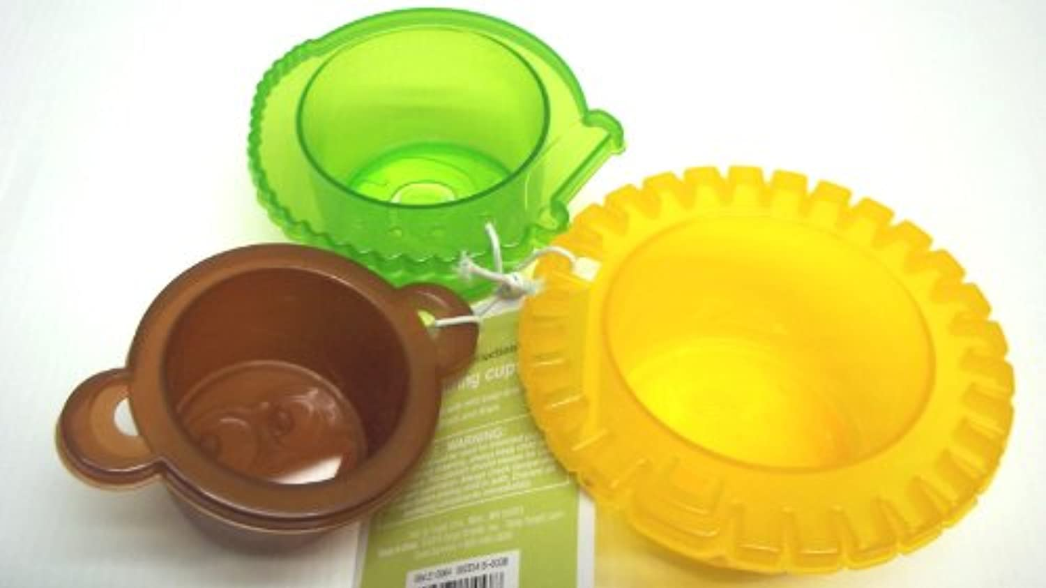 Jungle Collection pouring cups by Circo Baby