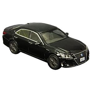 ENIF 1/64 トヨタ クラウン アスリート G 2013 ブラック 完成品